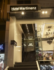 Hotel in laleli sultanahmet hotels martinenz for Hotels in istanbul laleli